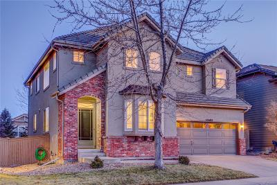 Highlands Ranch Single Family Home Under Contract: 10608 Wynspire Way