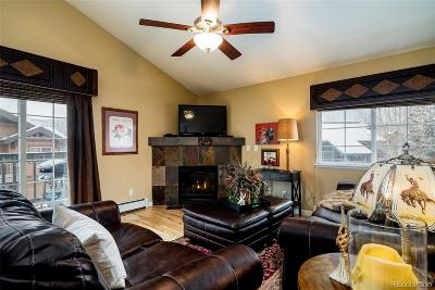 Steamboat Springs CO Condo/Townhouse Under Contract: $425,000