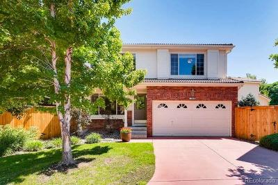 Highlands Ranch Single Family Home Active: 1345 Braewood Avenue