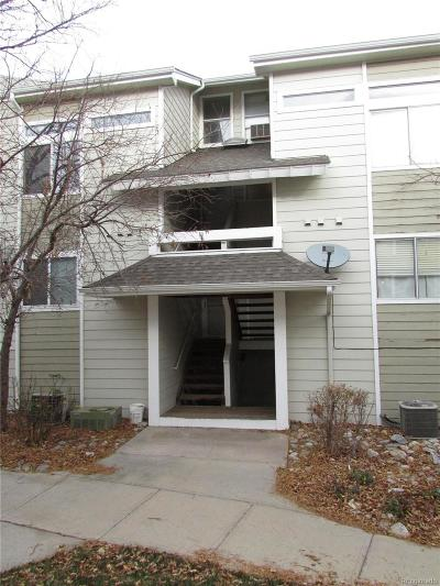 Aurora Condo/Townhouse Active: 19192 East Wyoming Drive #205