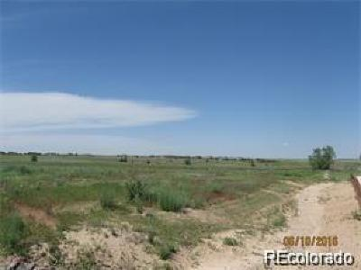 Arapahoe County Residential Lots & Land Under Contract: 507 Antelope Drive