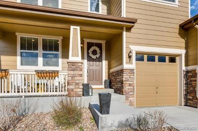 Castle Rock CO Single Family Home Active: $650,000