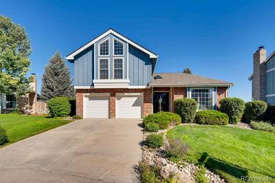 Castle Pines Single Family Home Active: 7211 Whitby Court