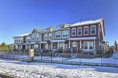 Thornton Condo/Townhouse Active: 13750 Garfield Street #F