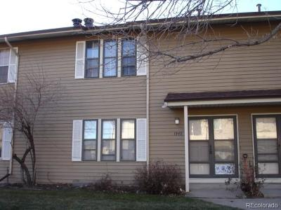 Aurora Condo/Townhouse Active: 1942 South Oswego Way