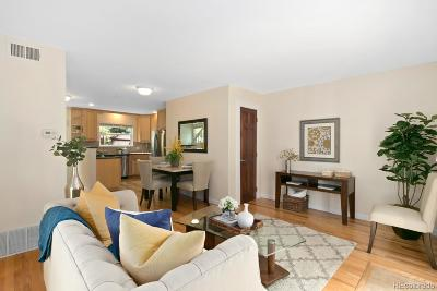 Boulder Condo/Townhouse Under Contract: 3517 Broadway Street #D