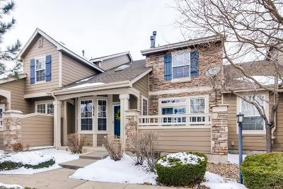 Arvada Condo/Townhouse Under Contract: 6374 Torrey Way