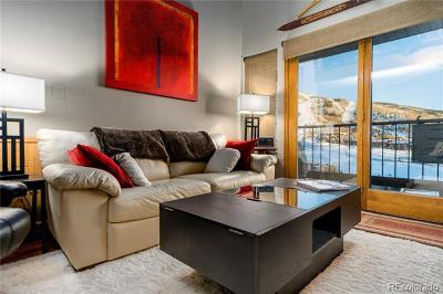 Steamboat Springs Condo/Townhouse Active: 1805 River Queen Lane #306