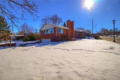Wheat Ridge CO Single Family Home Under Contract: $409,000