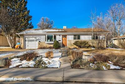 Boulder Single Family Home Under Contract: 775 36th Street