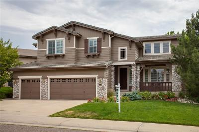 Highlands Ranch Golf Club Single Family Home Active: 2642 Rockbridge Way