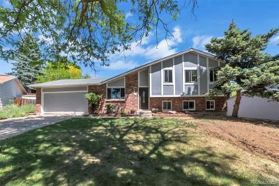Aurora Single Family Home Active: 1734 South Nucla Street