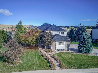 Littleton Single Family Home Under Contract: 11045 Puma Run