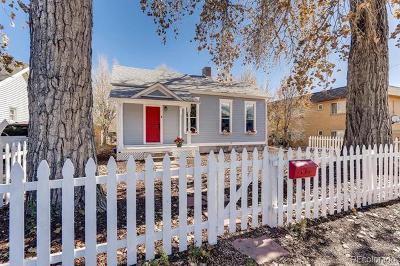 Lakewood Single Family Home Active: 1448 Depew Street