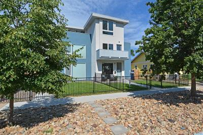 Denver Condo/Townhouse Active: 4311 Raleigh Street