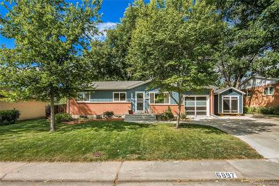 Single Family Home Under Contract: 6897 Newcombe Street