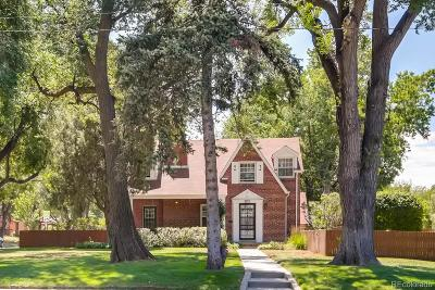 Denver Single Family Home Active: 6630 Montview Boulevard