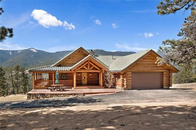 Park County Single Family Home Active: 58413 Highway 285