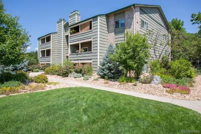 Boulder Condo/Townhouse Active: 4650 White Rock Circle #1