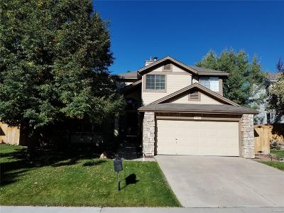 Highlands Ranch Single Family Home Active: 7161 Townsend Drive