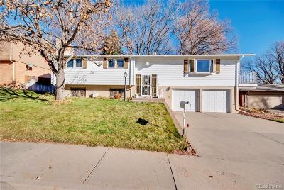 Denver Single Family Home Active: 2738 South Marshall Street