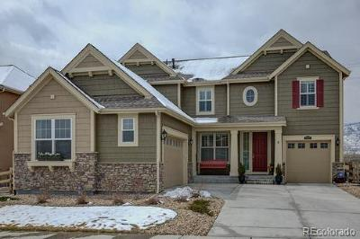 Arvada Single Family Home Under Contract: 9467 Iron Mountain Way