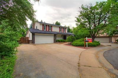 Aurora CO Single Family Home Under Contract: $435,000