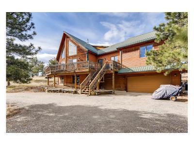 Longmont Single Family Home Active: 2874 Eagle Ridge Road