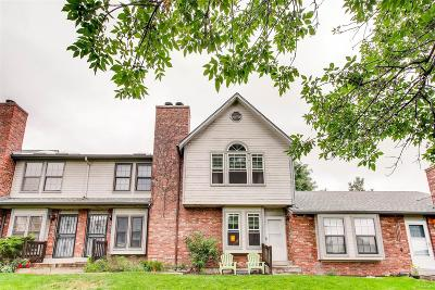 Littleton Condo/Townhouse Under Contract: 5419 South Delaware Street