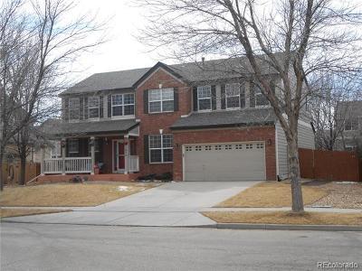Longmont Single Family Home Active: 1075 Button Rock Drive