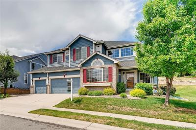 Arvada Single Family Home Under Contract: 12675 West 77th Drive