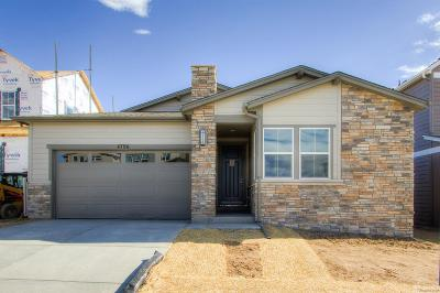 Castle Rock Single Family Home Active: 4796 Ravencrest Place