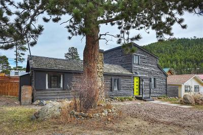 Nederland Single Family Home Under Contract: 281 South Jackson Street
