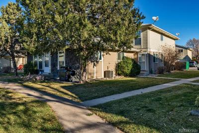 Denver Condo/Townhouse Active: 6650 East Arizona Avenue #163