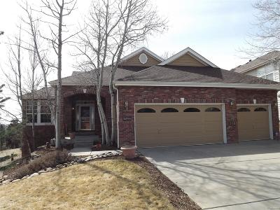 Aurora Single Family Home Under Contract: 22734 East Ridge Trail Drive