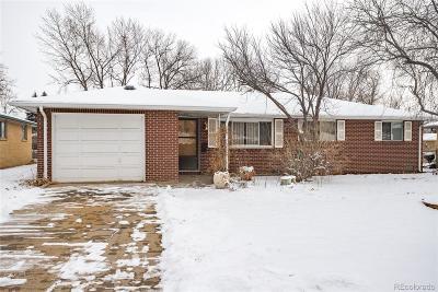 Longmont Single Family Home Under Contract: 1236 Sumner Street