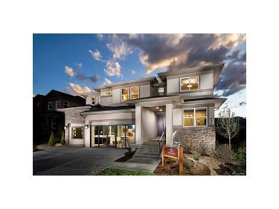Arvada Single Family Home Active: 8857 Eldora Street
