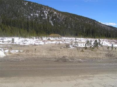 Clear Creek County Residential Lots & Land Active: Lots 43 & 44 Silver Creek Road