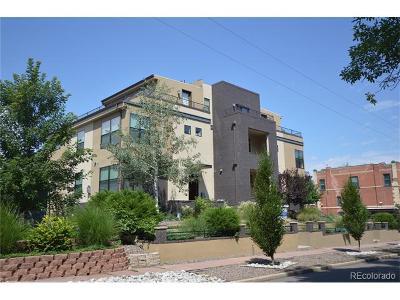 Denver Condo/Townhouse Active: 3277 North Tennyson Street