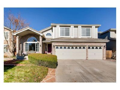 Highlands Ranch Single Family Home Under Contract: 6281 Shea Place