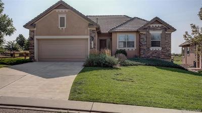 Colorado Springs Single Family Home Active: 2653 Cinnabar Road
