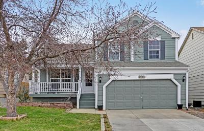Littleton Single Family Home Under Contract: 9774 Fairwood Street
