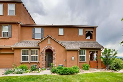 Highlands Ranch Condo/Townhouse Under Contract: 10525 Ashfield Street #6A
