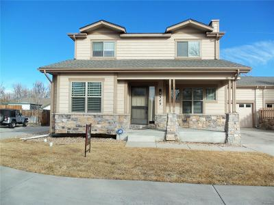 Arvada Condo/Townhouse Under Contract: 4949 Dover Street