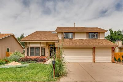 Aurora Single Family Home Under Contract: 15983 East Loyola Drive