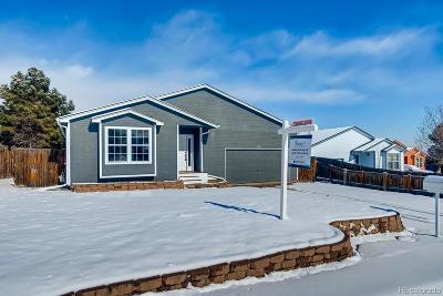 Denver Single Family Home Sold: 3451 Mosko Court