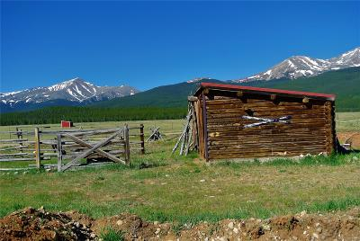 Leadville Single Family Home Active: 3015 County Road 11
