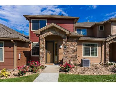 Highlands Ranch Condo/Townhouse Active: 8602 Gold Peak Drive #F