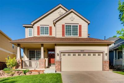 Highlands Ranch Single Family Home Active: 10310 Hunterwood Way