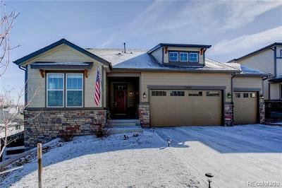 Arapahoe County Single Family Home Active: 21475 East Smoky Hill Road